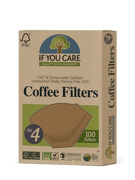 This permanent coffee filter is made for keurig b31, b40, b44, b60, b70, b77, b200, b140, and several k model keurig coffeemakers. If You Care Large Coffee Filter No.4, 100 filters