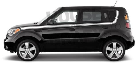 Kia Soul Decal by Hockey Style Side Graphics Decal Decals Fit 2010 2012