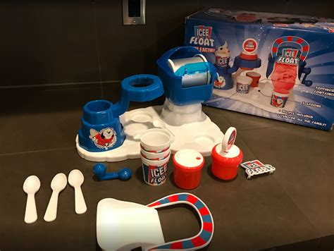 Home Made Ice Cream In The Icee Float Fun Factory Momstart