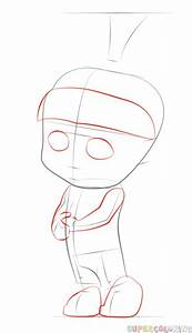 How To Draw Agnes From Despicable Me Step By Step