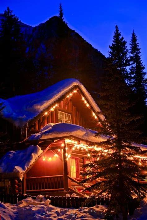 log cabin  snow wallpaper wallpapersafari