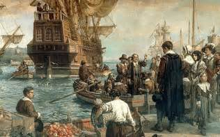 Image result for images wealthy settlers mass bay colony