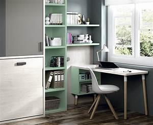 Bureau Avec étagère : bureau avec tag res meubles ros meubles ros ~ Carolinahurricanesstore.com Idées de Décoration