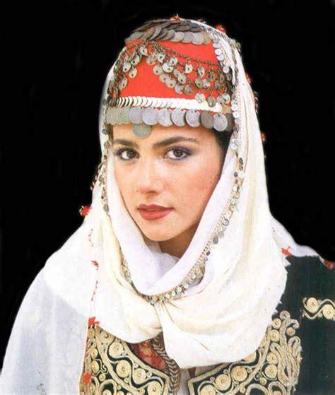 turkish traditional  bridalwear folk costumes