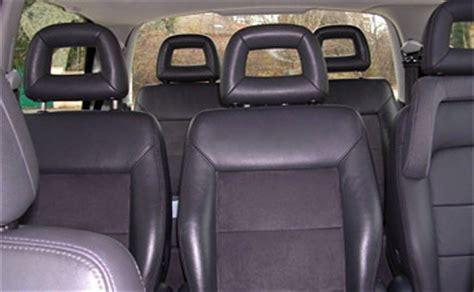 interior  volkswagen sharan