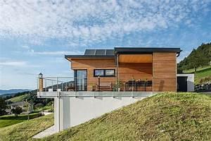 Bauen Am Hang : hausbau der hang zum hang immo region west immobilien ~ Markanthonyermac.com Haus und Dekorationen