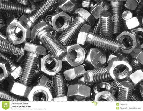 schrauben und dübel schrauben und muttern stockbild bild hardware horizontal 14503595