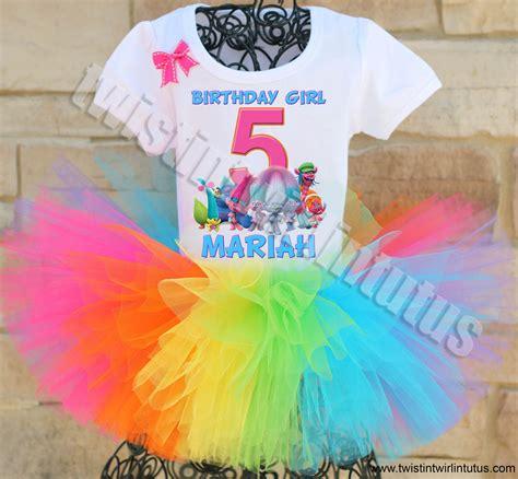 Trolls Birthday Outfit | Trolls birthday party Birthday party ideas and Birthdays