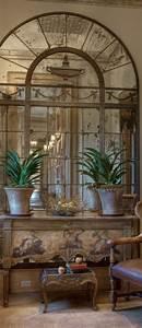 Grand Miroir Vintage : le miroir fen tre en 53 photos ~ Teatrodelosmanantiales.com Idées de Décoration