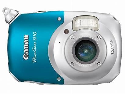 Canon Camera D10 Digital Underwater Powershot Cameras