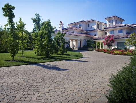 sted concrete vs pavers for your driveway or patio