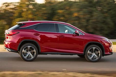 red lexus 2018 2018 lexus rx 350 release date review and specs