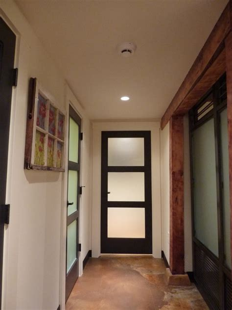 samples  interior doors  frosted glass interior