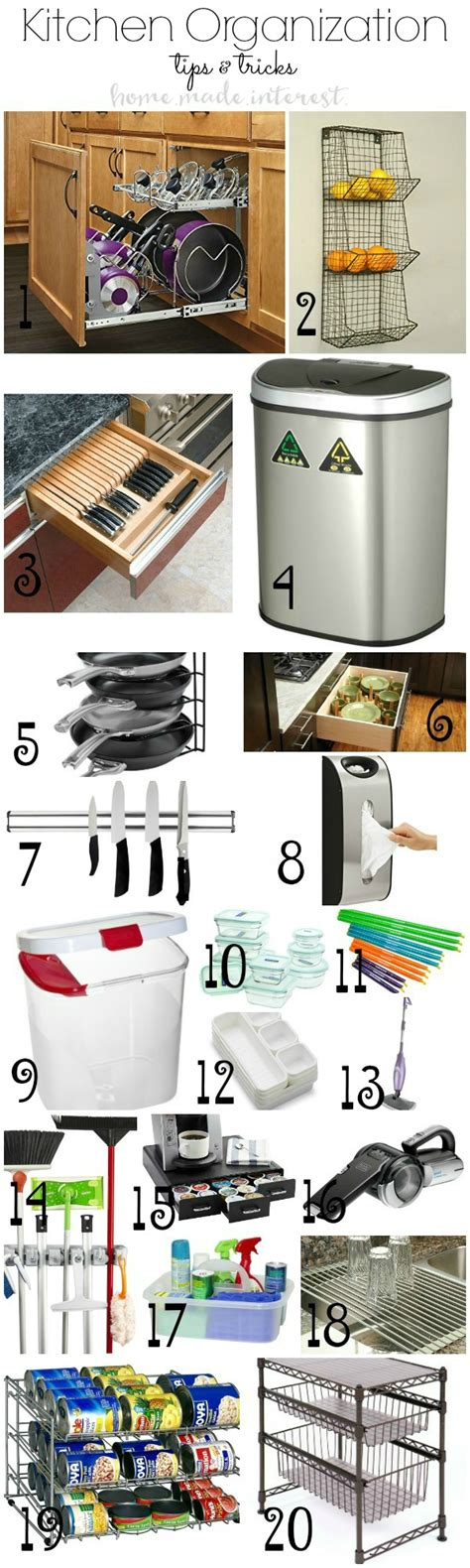 tips for organizing your kitchen easy tips to organize your kitchen home made interest 8537