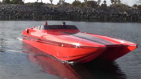 New 30ft Raptor In Action (raptor Boats) Youtube