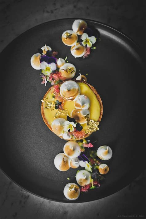 cuisine meringue 25 best ideas about plated desserts on