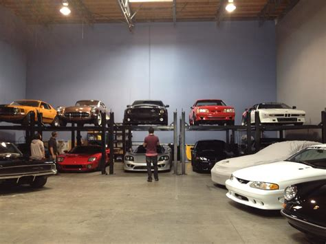 A Tour of Paul Walker's Car Collection (INSANE