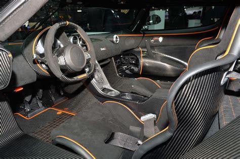 The Koenigsegg One 1 Hypercar Exotic Car List