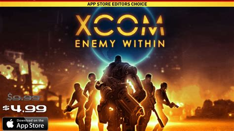 XCOM: Enemy Within Price Cut in Half on Mobile for Holiday ...