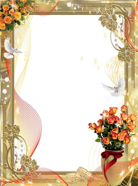 frames png romanticos imagens png fundo transparente gratis