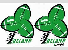 Irish American Football Association announces Team Ireland