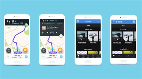 how to use waze on iphone waze will let you spotify without leaving the app