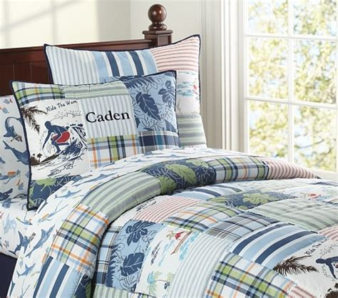 Pottery Barn Surf Bedding by Lahaina Quilted Bedding Pottery Barn This Is What