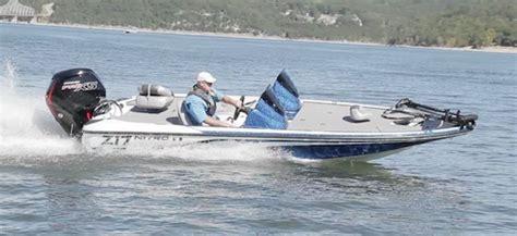 Bad Credit Bass Boat Loans by 2017 Nitro Z17 Get That Boat Loan