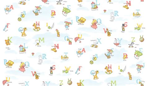 alphabet pattern self adhesive wallpapers for rooms wallstickery com