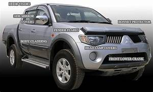 Mitsubishi Triton 2007  Review  Amazing Pictures And