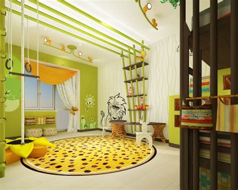 deco jungle chambre 15 ideas to design a jungle themed room kidsomania