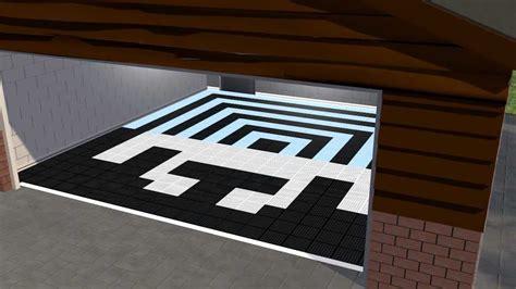 mototile garage flooring system youtube