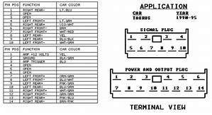 Ford F150 Radio Wiring Harness Diagram 42648 Antennablu It