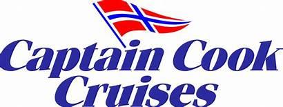 Captain Cook Cruises Logos Clipart Cdr