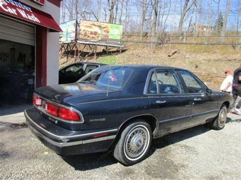 1992 Buick Lesabre For Sale by 1992 Buick Lesabre Custom Blue Sedan V6 Cylinder Engine 3
