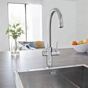 Grohe Blue Home Erfahrungen : grohe blue sink mixer 31456000 deck mounted chrome ~ Michelbontemps.com Haus und Dekorationen