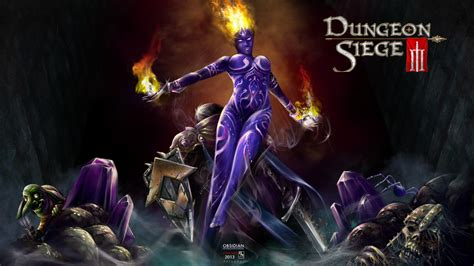 dungeon siege 3 dungeon siege iii by dalaukar on deviantart