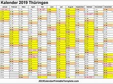 2019 Kalender Download PDF Islam Med Uger Printable Template