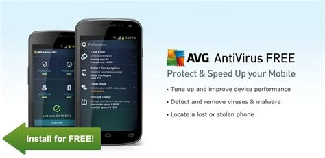 antivirus software for android avg antivirus for android freeallsoftwares