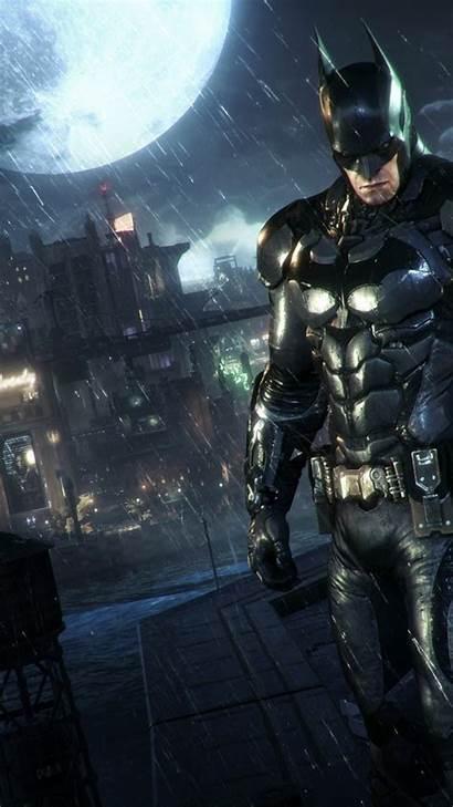 Iphone Wallpapers Batman Mobile Arkham Gaming Knight