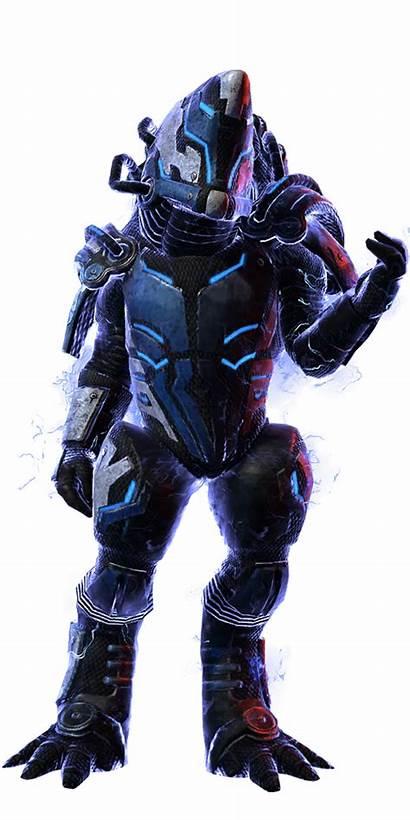 Krogan Shaman Adept Effect Mass Multiplayer Me3