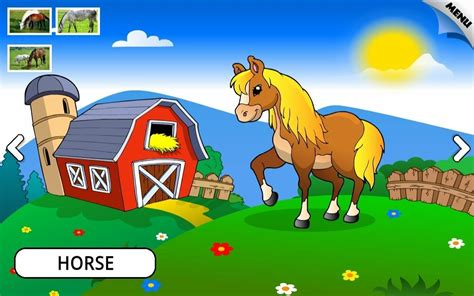 Kids Animals Farm And Zoo Free For Android Apk Download