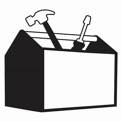Toolbox Tool Clipart Box Clip Tools Cliparts