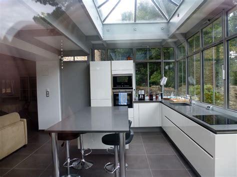 cuisine veranda photos veranda acier authentic galerie photos veranda acier
