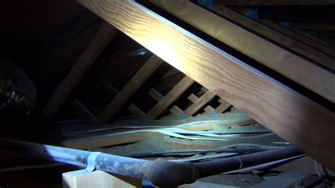 attic    home   insulation youtube
