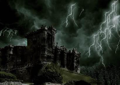 Spooky Castle Backgrounds Castles Dark Macbeth Creepy