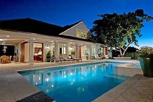 big houses with pools