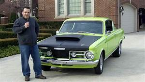 1965 Plymouth Barracuda Classic Muscle Car For Sale In Mi