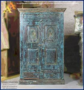 armoire indienne With meuble indien