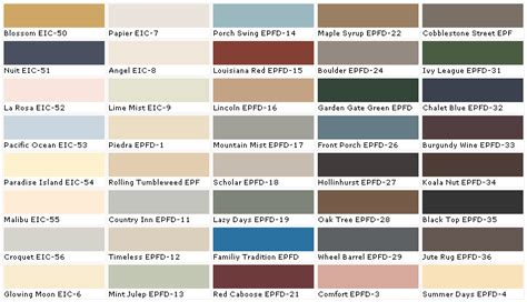 behr paint colors interior home depot image gallery interior paint color chart